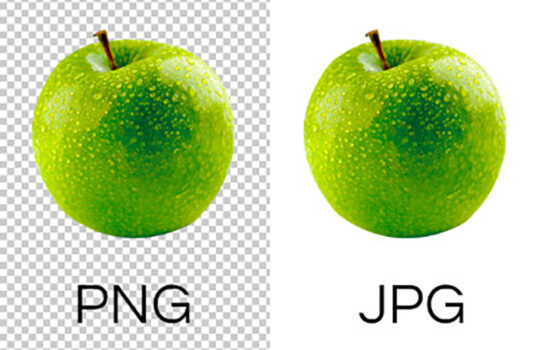 تفاوت PNG و JPG و JPEG